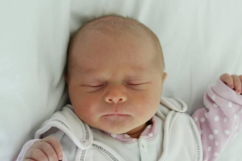 Mamince Aleně Hosnedlové z České Lípy se v úterý 5. října v 7:59 hodin narodila dcera Lucie Hosnedlová. Vážila 1,31 kg.