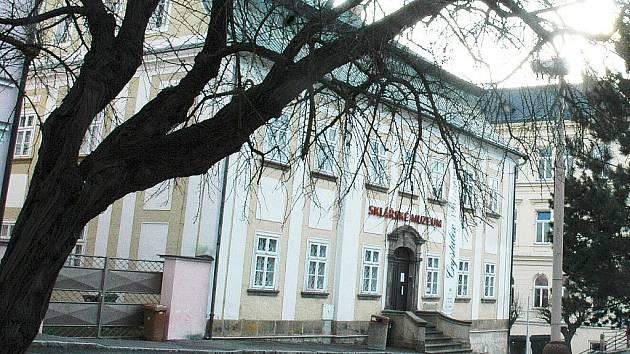 Sklářské muzeum v Novém Boru.