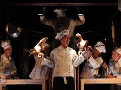 Kdo z nich je Zlatovláska se dozvíte od 18.00 v Jiráskově divadle.