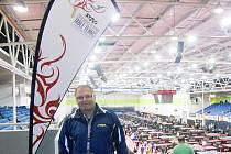 Na nedávném veteránském mistrovství světa ve stolním tenisu, které se uskutečnilo v Aucklandu na Novém Zélandu, startoval i hráč českolipské Lokomotivy František Just.