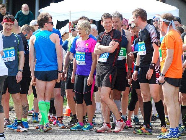 Na start se v Brništi postavilo takřka 280 závodníků.