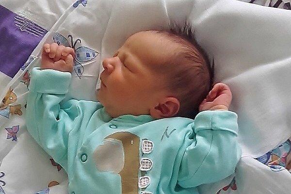 Rodičům Janě Tomanové a Liborovi Pečenému z České Kamenice se v pátek 5. února v 6:35 hodin narodil Jakub. Měřil 49 cm a vážil 3,50 kg.