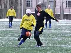 Podzimní lídr tabulky okresního fotbalového přeboru, Spartak Dubice, si minulý víkend ke svému poslednímu přípravnému utkání pozval fotbalisty Starého Šachova, kteří jsou vedoucím týmem III. třídy.