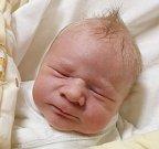 Rodičům Marii Kellnerové a Ondřeji Vítečkovi z České Lípy se v pátek 13. ledna v 7:20 hodin narodil syn Ondřej Víteček. Měřil 48 cm a vážil 3,22 kg.