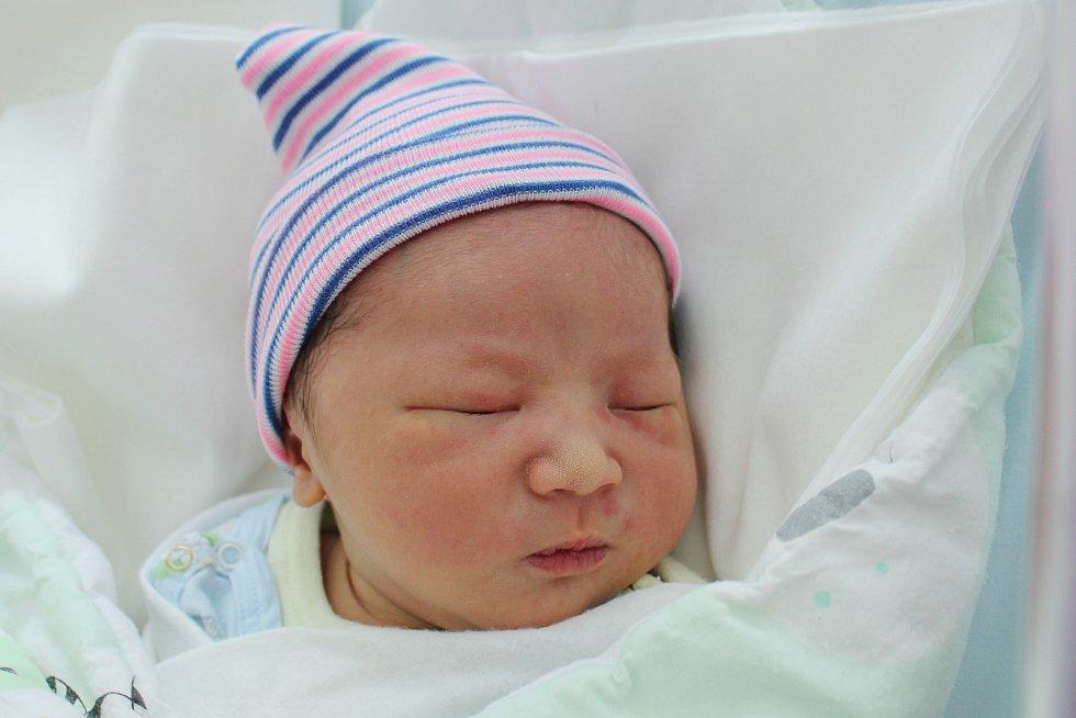 Mamince Thi Thuan Dang z Rumburku se ve čtvrtek 15. srpna narodil syn Minh Khoi Le. Měřil 51 cm a vážil 3,98 kg.