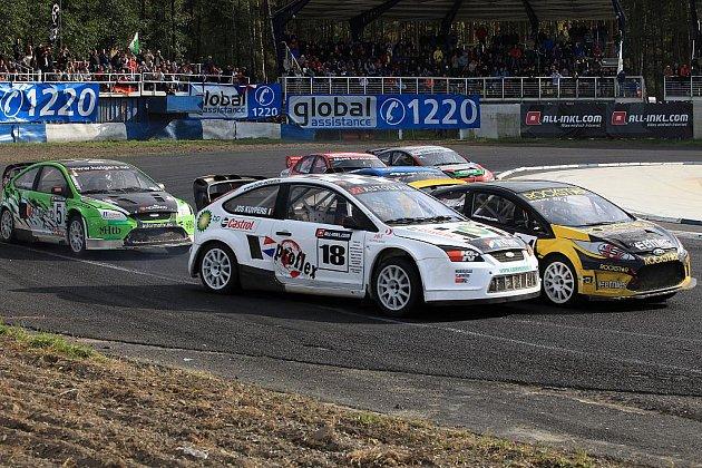 ME v rallycrossu se uskuteční ve dnech 1. a 2. října v Sosnové.