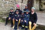 Mladí hasiči SDH Sloup vČechách mají za sebou rok plný událostí.