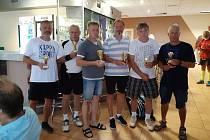 V sobotu 22. srpna se v areálu u řeky Ploučnice odehrál již 5. turnaj ze série Tennis Family Tour 2020.