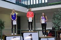 Na krajských přeborech juniorů a dorostu se českolipským atletům dařilo.