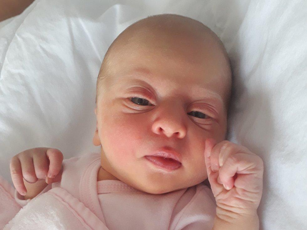 Rodičům Martině Šepsové a Jakubu Sloupovi se ve středu 7. srpna ve 14:04 hodin narodila dcera Barbora Sloupová. Měřila 48 cm a vážila 3,22 kg.