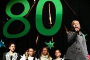 Školní akademií ve čtvrtek pokračovaly oslavy 80 let existence českolipské základní školy Dr. Miroslava Tyrše.