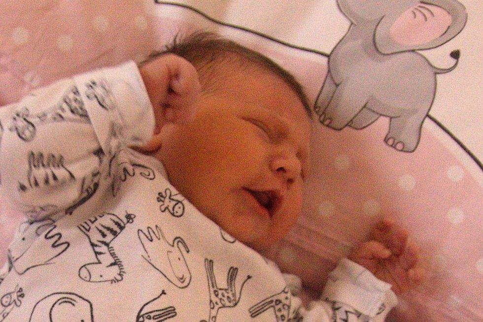 Rodičům Martině Polákové a Stanislavu Královi z České Lípy se v pátek 4. prosince v 7:19 hodin narodila dcera Martina Králová. Měřila 50 cm a vážila 3,54 kg.