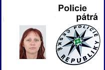 Pohřešovaná Dagmar Halbichová.