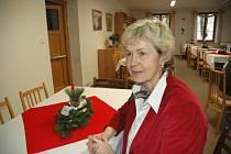 Bývalá starostka Stanislava Silná se na zasedání nedostavila, stejně jako ostatní zastupitelé za Nový Nový Bor.