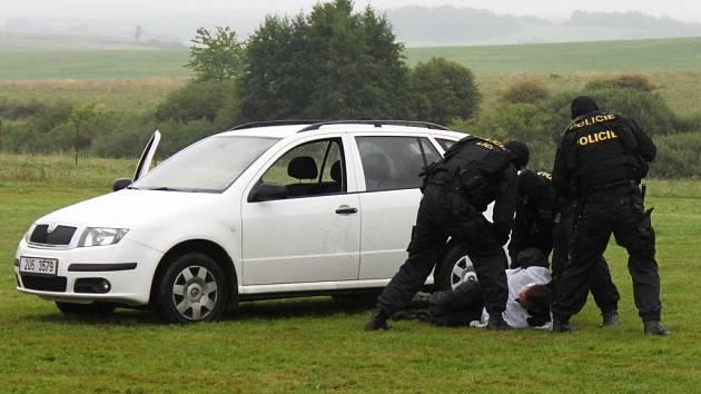 Den s policií nabídne tradičně řadu ukázet zásahů.