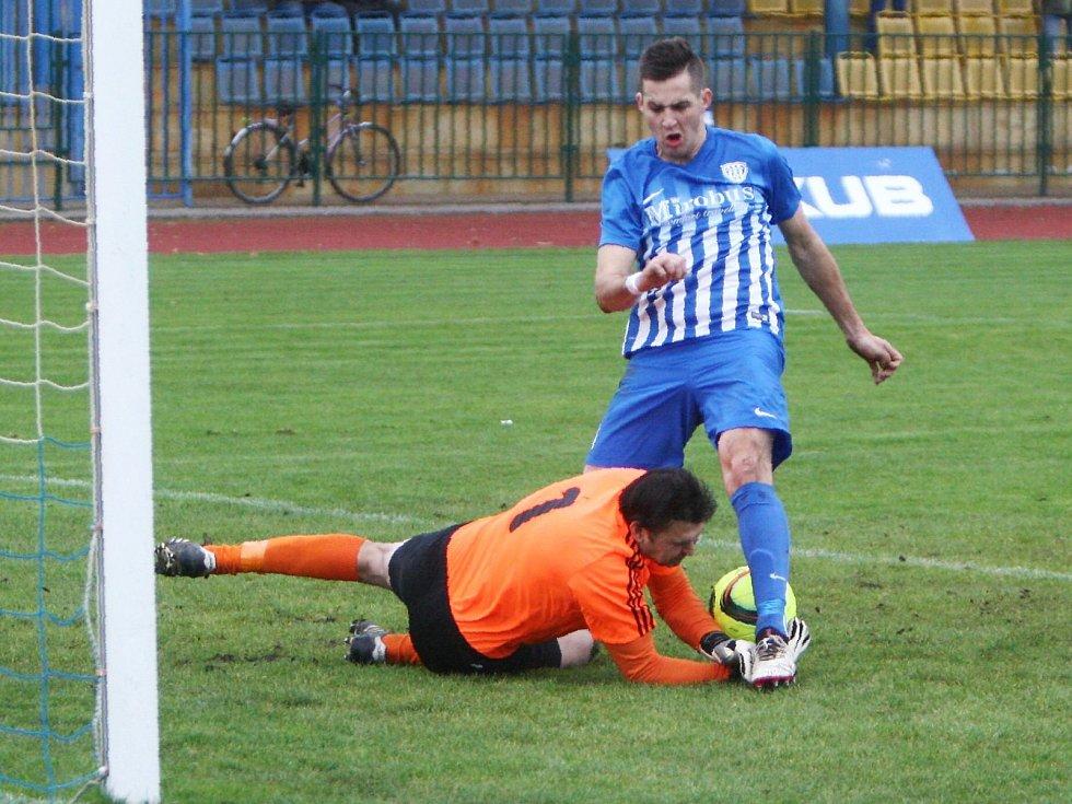 Arsenal Česká Lípa - SK Hrobce 4:3 (1:0).