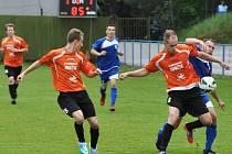 Do nové sezony krajského přeboru vstoupí fotbalisté Doks už tuto sobotu. Na úvod je čeká derby s českolipským Arsenalem.