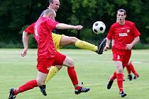Fotbalisté Mimoně prohráli na hřišti Železného Brodu.