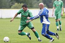 Nový Bor promarnil řadu golových šancí.