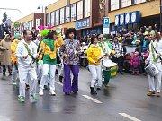V sobotu vyrazí do ulic masopustní průvod v čele s bubeníky Tam Tam Batucady.