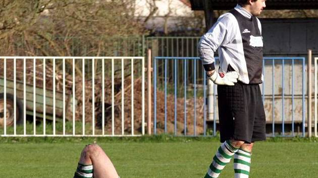 Fotbalisté Heřmanic