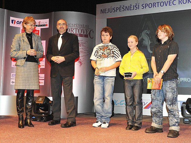 Vítězství mezi družstvy mládeže obhajuje střelecký klub SSK Manušice.