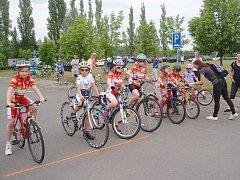 Na start závodu se každý rok postaví také mládežnické kategorii. Nejinak tomu bude i letos.