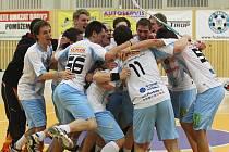 Třetí místo na turnaji v Libereci obsadili muži z A-zýmu FBC Česká Lípa.