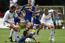 Po roce se opět proti sobě postaví týmy Nového Boru a druholigového Varnsdorfu v prvním zápasu Poháru České pošty. Loni poražený Bor má ale nyní dost silný kádr a odhodlání.