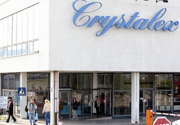 Novoborský Crystalex.