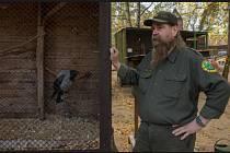 Šestapadesátiletý Radek Zíka známý jako šerif Bill.