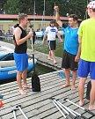 Čtrnácté Euro Hry Doksy si k Máchovu jezeru přijely stovky účastníků i letos především užít. Za dva dny zvládly týmy šestnáct sportovních disciplín.