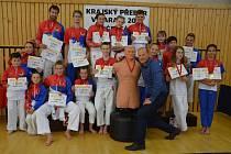 Sport Relax Česká Lípa pořádal Krajský přebor Ústeckého kraje v karate.