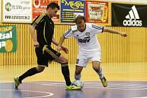 FC Démoni Česká Lípa - 1. FC Nejzbach Vysoké Mýto 1:7 (0:3).