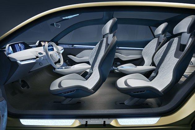 Sklářská společnost LASVIT vytvořila designové křišťálové komponenty pro nejnovější koncept vozu ŠKODA VISION E.