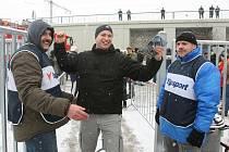 Dresden: fanoušci byli v klidu