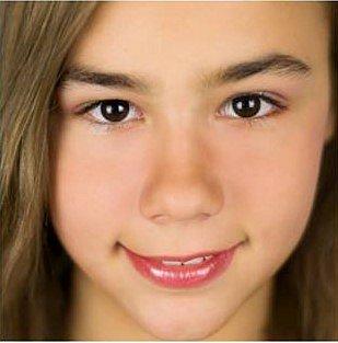 1. Alena Marešová - 12 let, Ústí nad Labem.