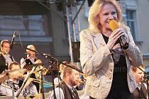 První dáma swingu Eva Pilarová vystoupí v sobotu na Jazzových dnech v Dubé.