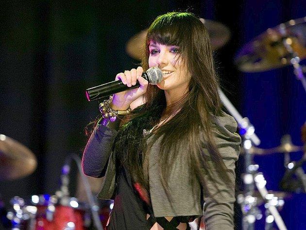 Princezna českého popu Ewa Farna.