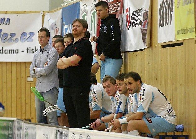 Florbalisté České Lípy poznali v minulém kole poprvé v sezoně hořkost porážky.