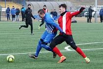 Arsenal Česká Lípa - Chrastava 3:2 (2:1).