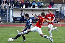 Českolipští fotbalisté využili domácího prostředí ke třem bodům proti Plzni B a vyhráli 2:0.