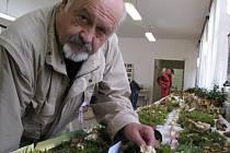 Dvoudenní výstava hub se konala v Mitopském klubu v Mimoni.