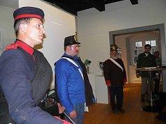 Nová expozice se otevřela návštěvníkům minulý pátek, kdy se v Mimoni konala Muzejní noc.