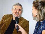 F. R. Čech zahájil svou výstavu v Mimoni