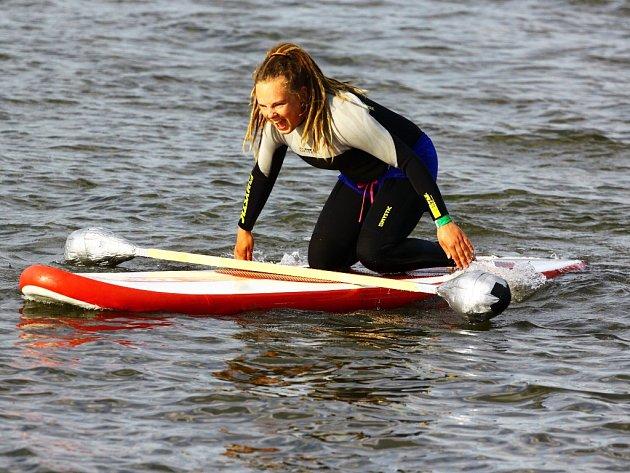 Národní den wakeboardingu se konal ve Stráži pod Ralskem.
