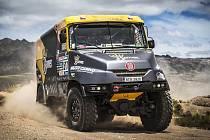 Vrcholem Global Assistance Jarního Setkání mistrů volantu v Sosnové bude DAKAR show největší setkání českých jezdců ze světoznámé a divácky oblíbené Rallye Dakar.