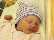 Rodičům Miroslavě a Tomášovi Baňkowským z Doks se v pondělí 9. října ve 2:15 hodin narodila dcera Alžběta Baňkowská. Měřila 51 cm a vážila 3,41 kg.