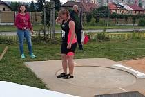 Hned první závodní den přinesl vynikající úspěch Michaely Trčové.