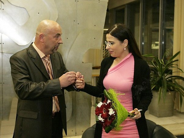 Kravařský starosta Vít Vomáčka byl hostem pořadu Michaely Jilkové již několikrát.